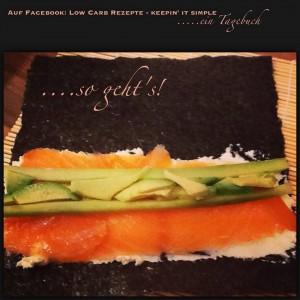 Sushi so gehts