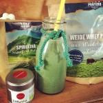 Green smoothie Protero