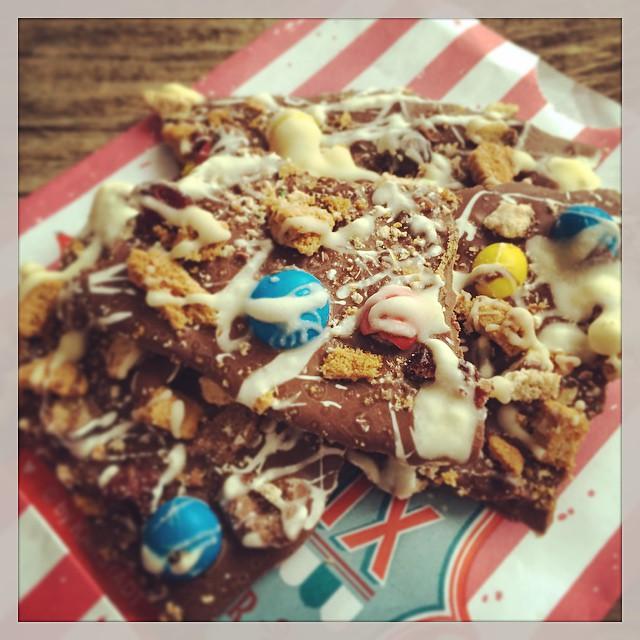 Bunte Schokolade2