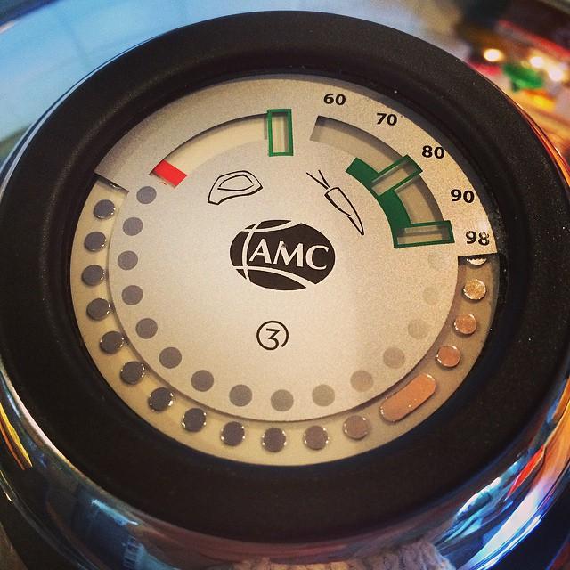 amc wird warm