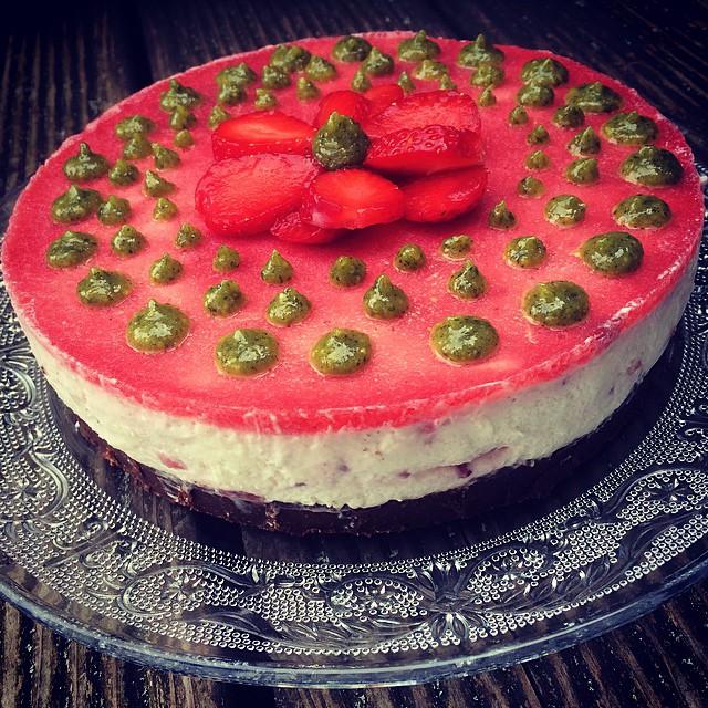 Yogurette Torte Low Carb Holla Die Kochfee