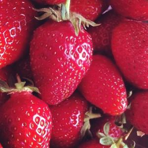 Yoghurette  Erdbeeren