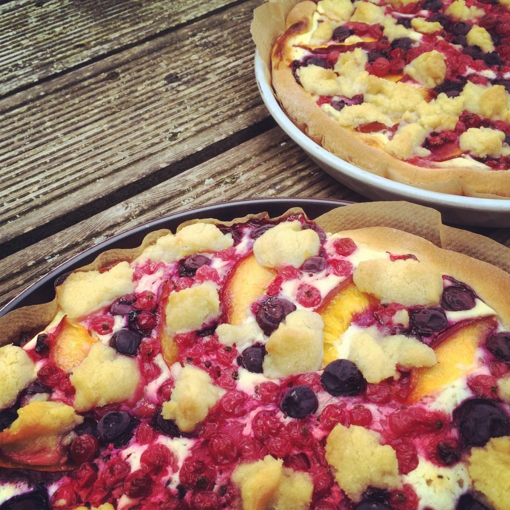 Hefekuchen Obst 5