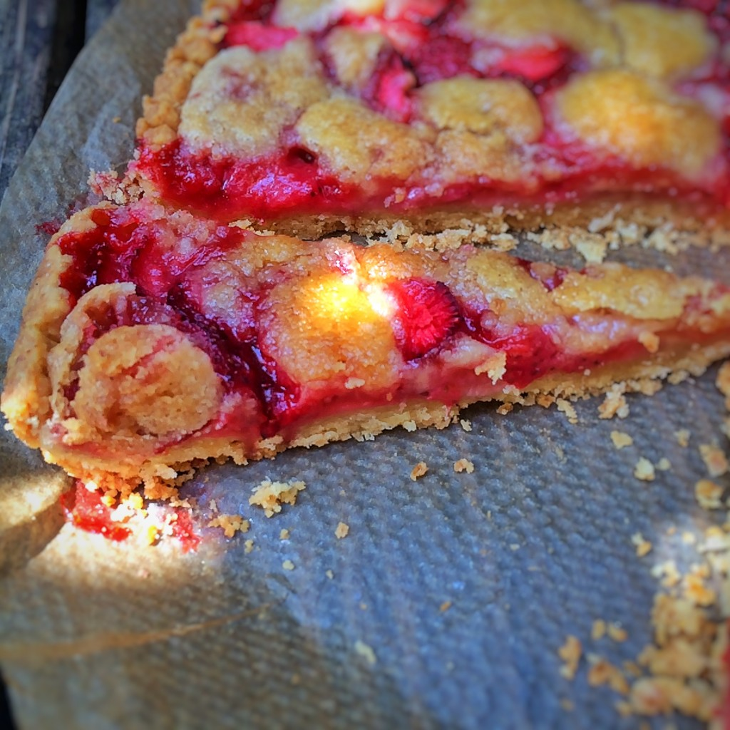 Strawberry Pie Stück