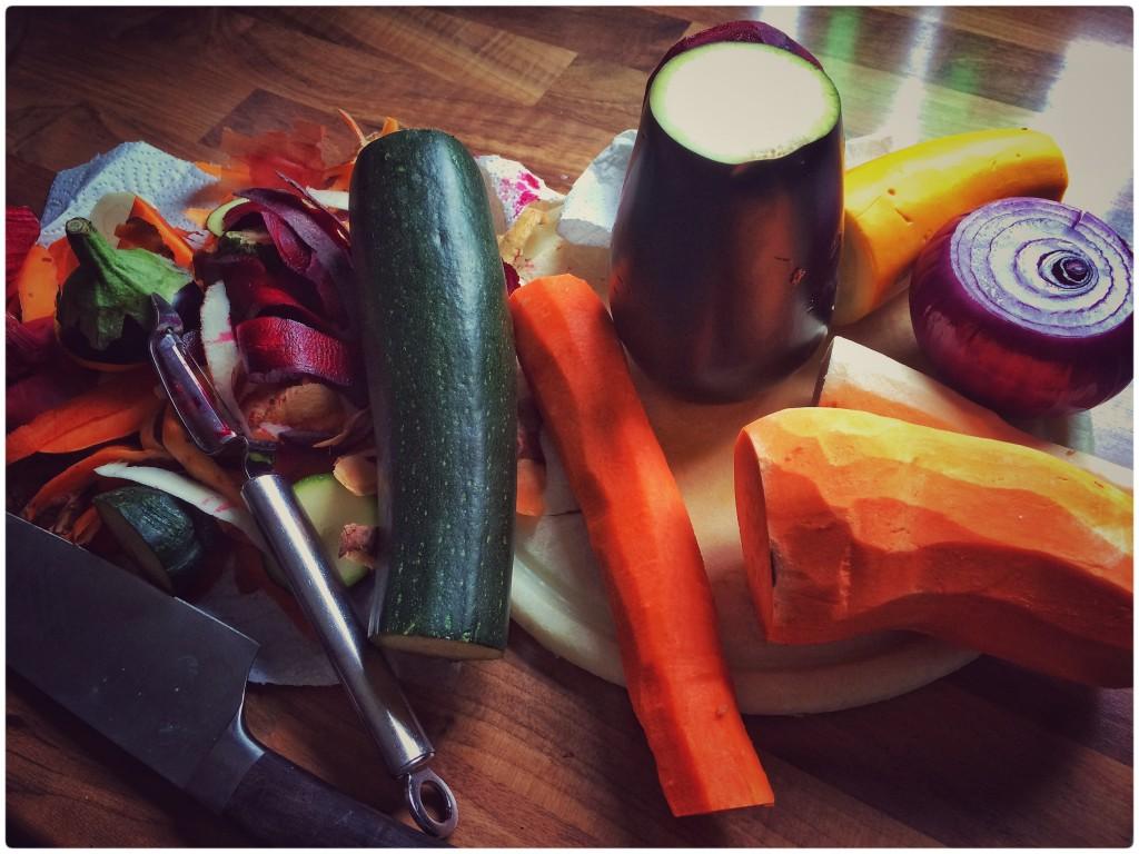 Gemüseauflauf Zubereitung