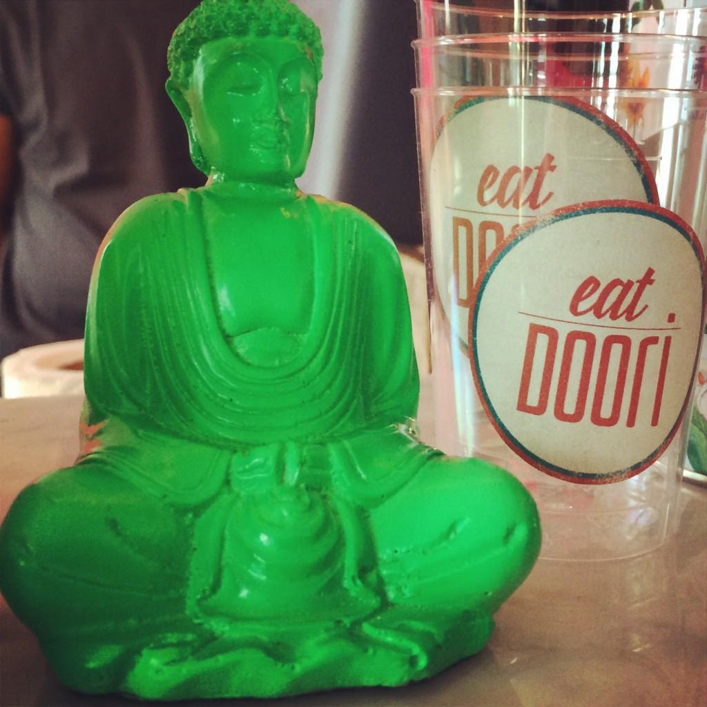Pret a diner Eat Doori