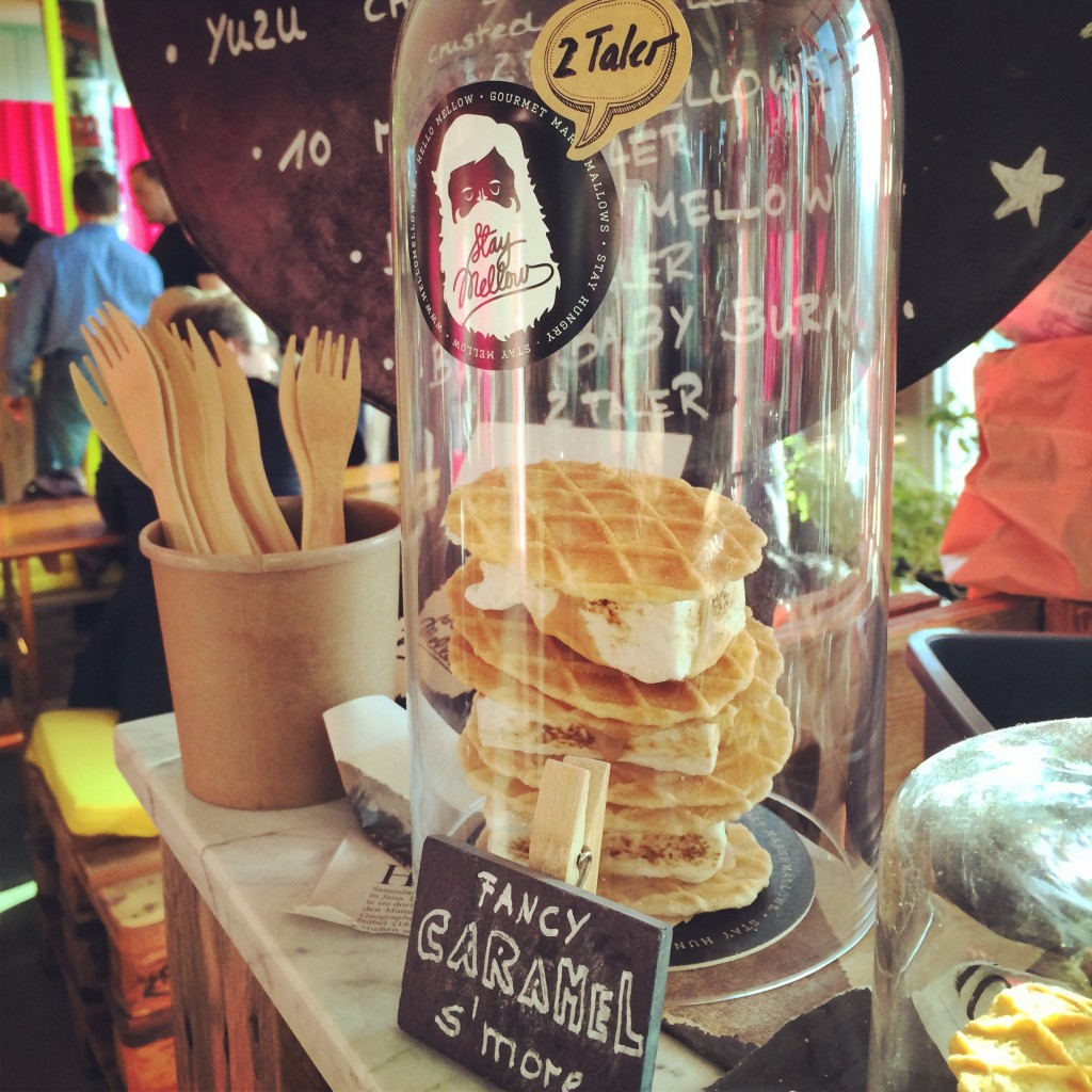 Pret a diner Marshmallows