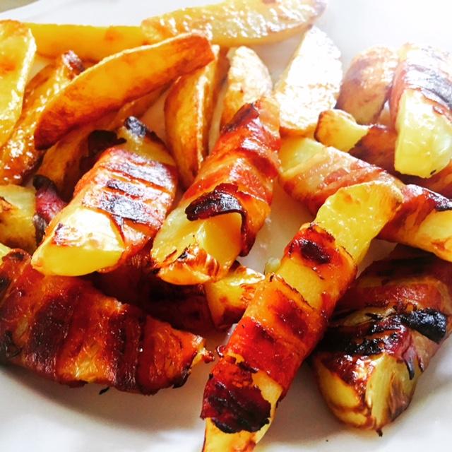 Braun Multiquick Bacon Kartoffeln