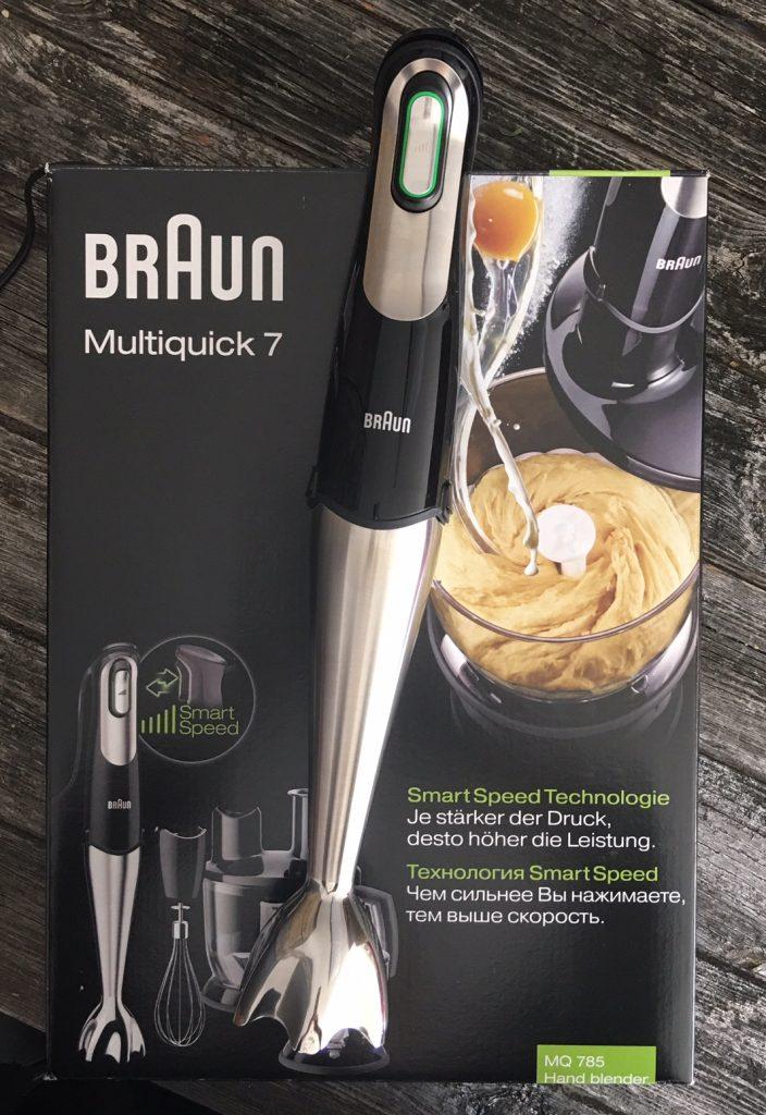 Braun Multiquick Stabmixer