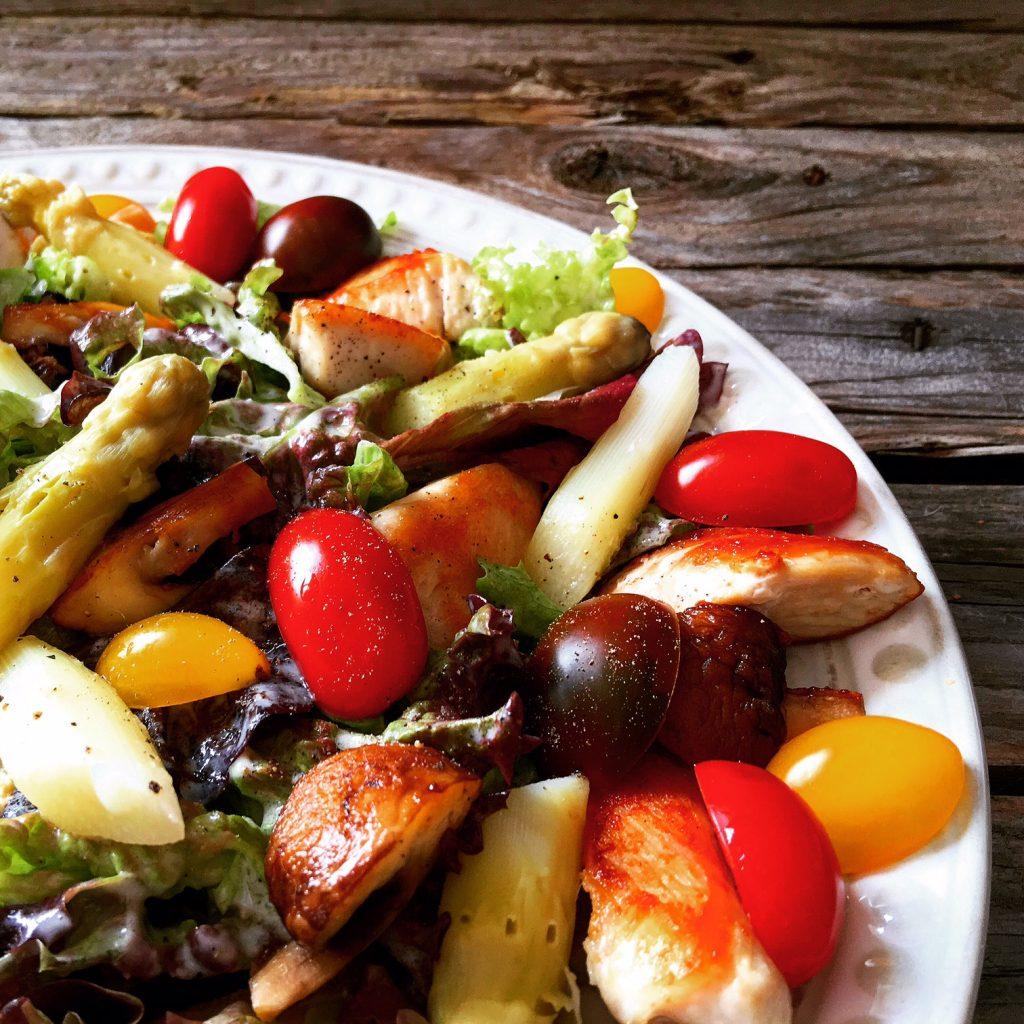 Gorgonzola Salat 3