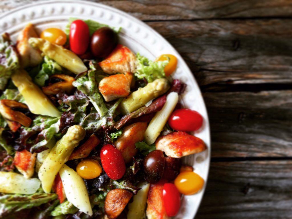 Gorgonzola Salat 5