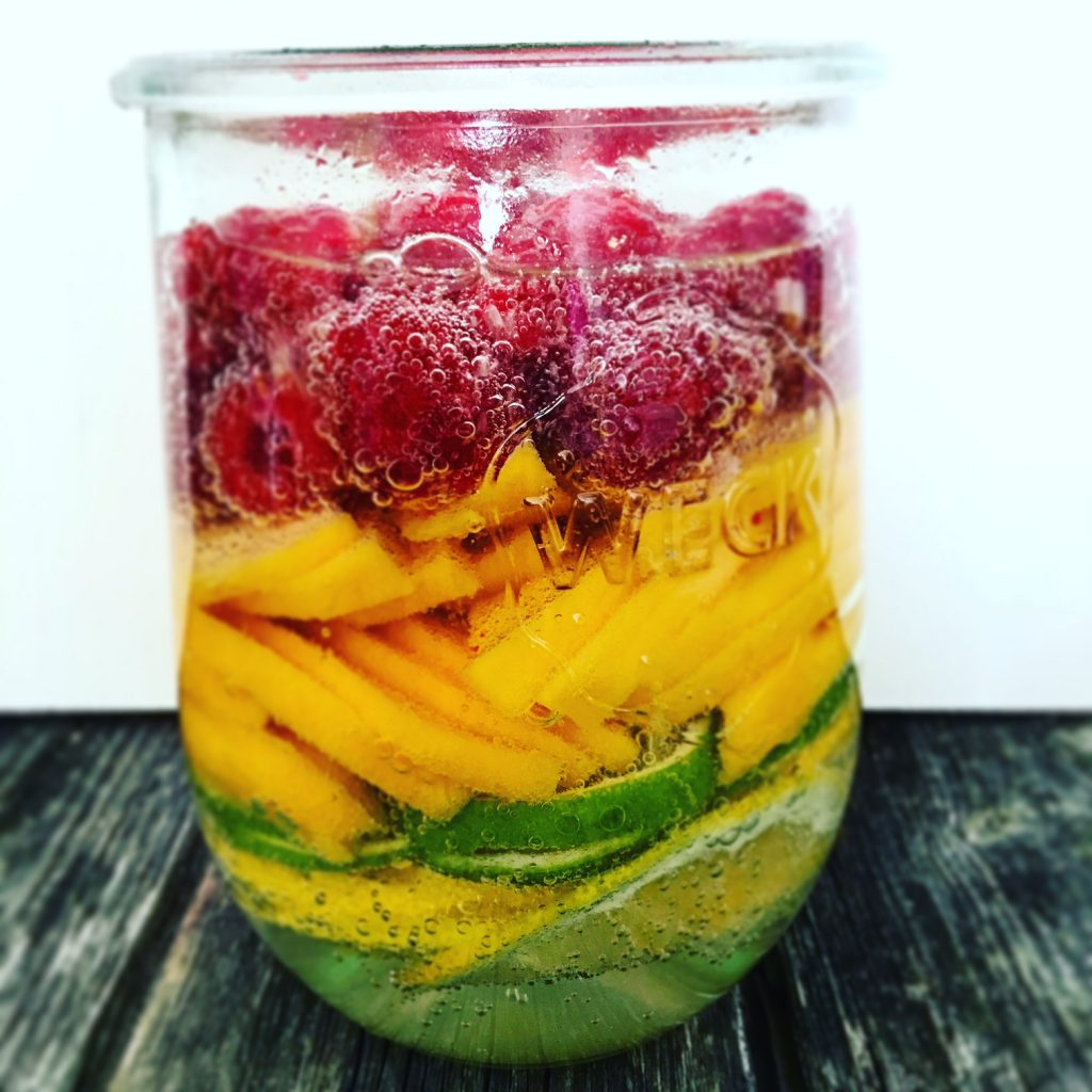 Infused water 6