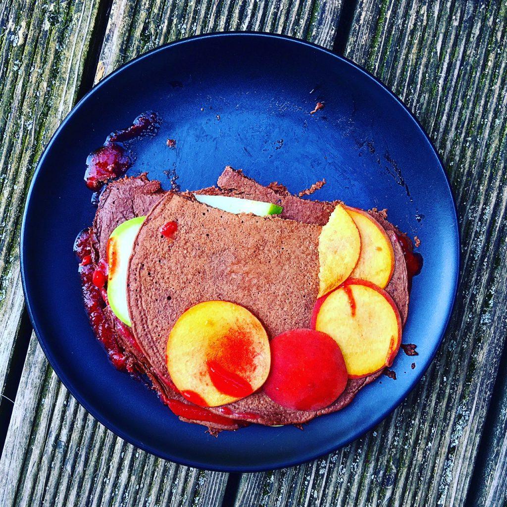 Protein Pancakes 1