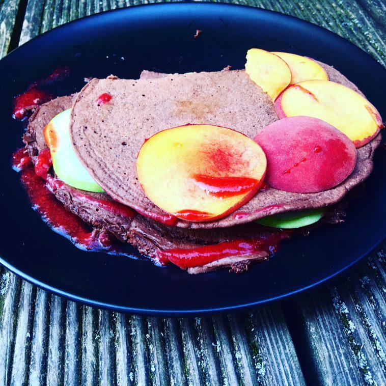 Protein Pancakes 2