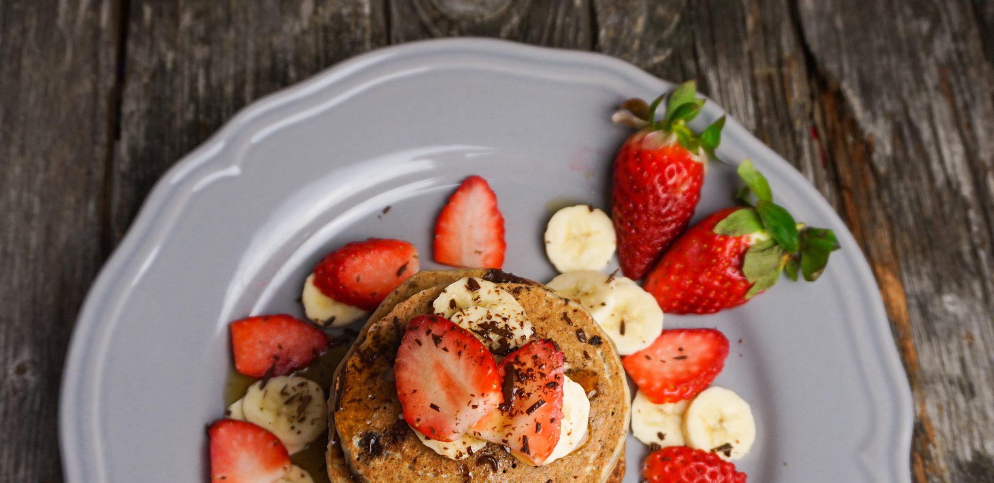 Chia Pancakes vegan