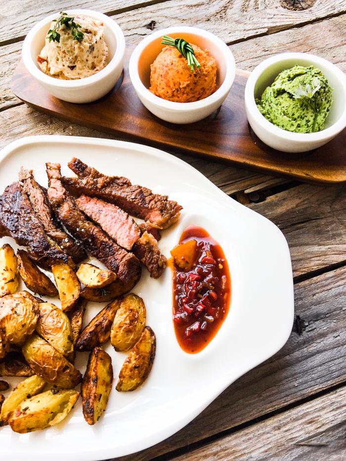 Steakbutter ganz einfach