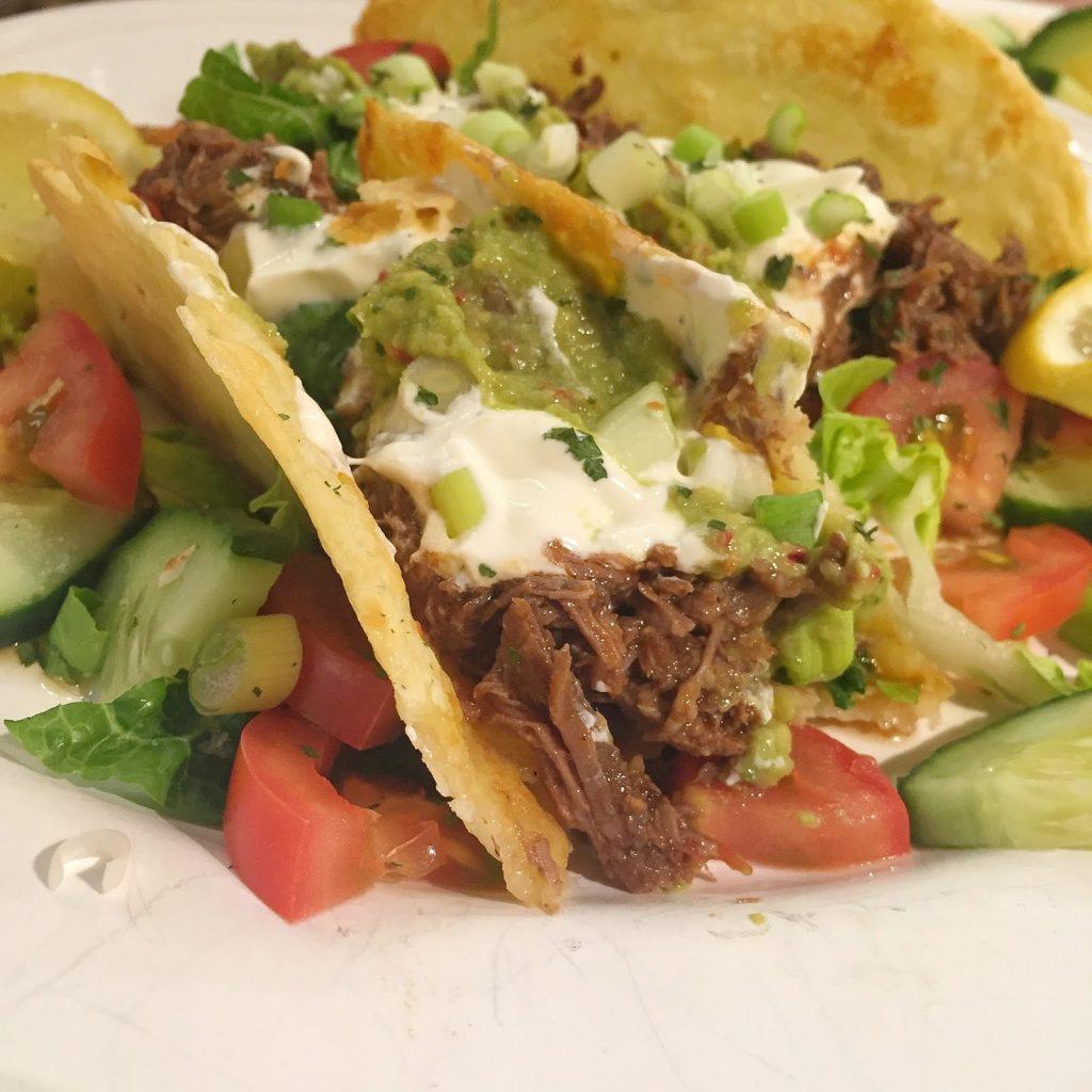 LCHF Tacos