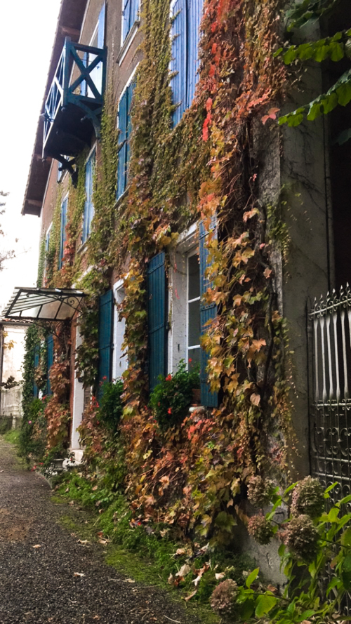 La Roseraie Auberge Les Landes Frankreich