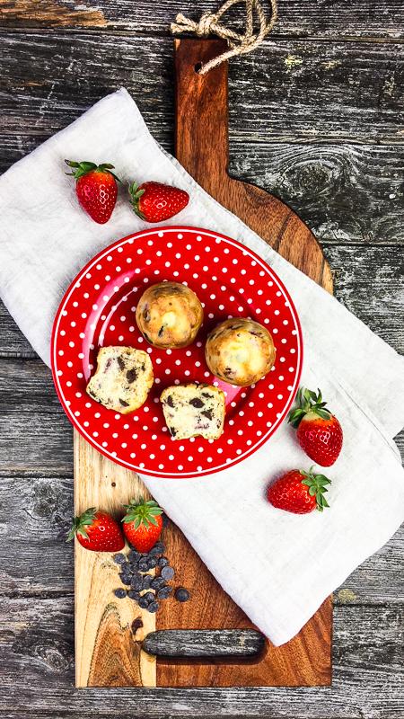 LC Jogurette Muffins