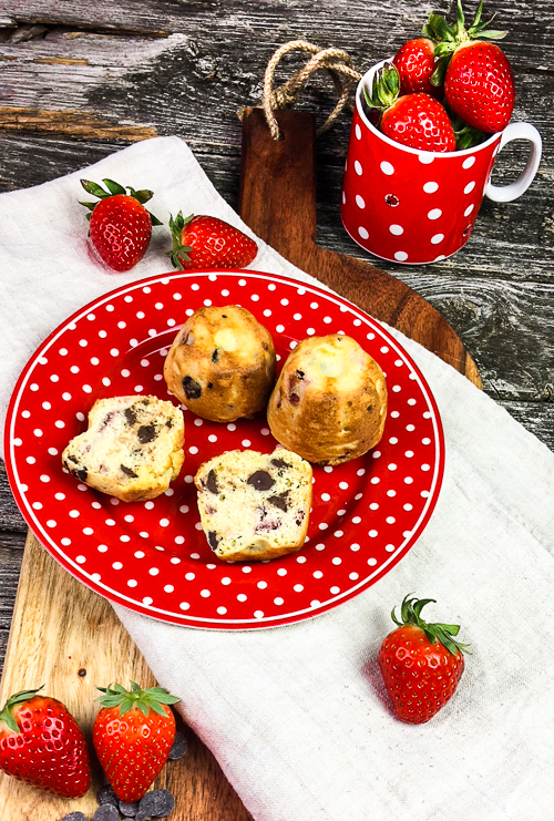 Jogurette Muffins low carb