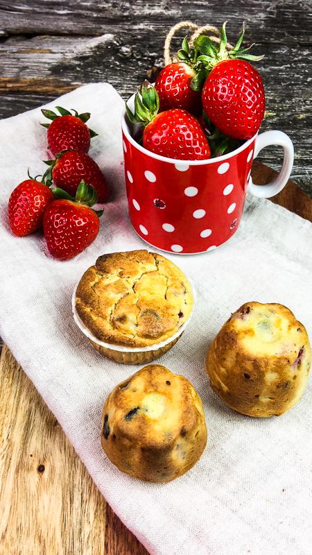 Jogurette Muffins zuckerfrei