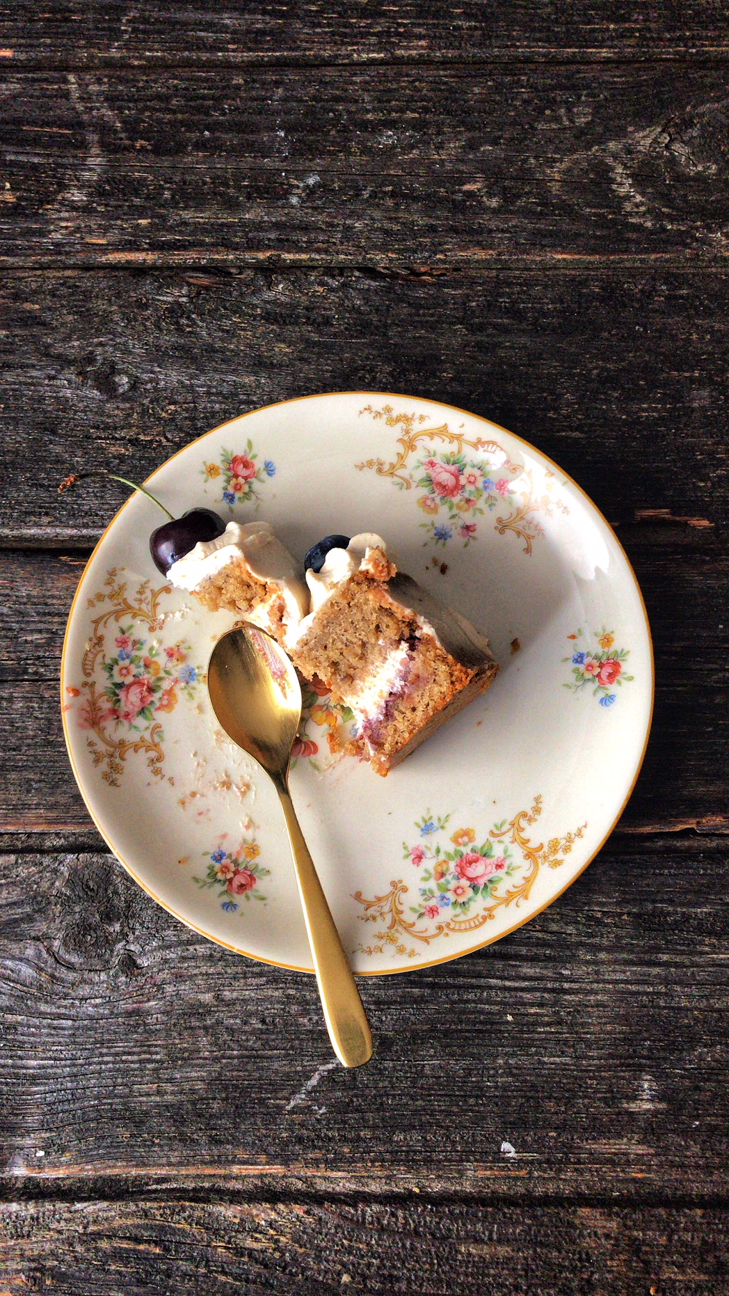 Cappuccino-Torte auch slow carb