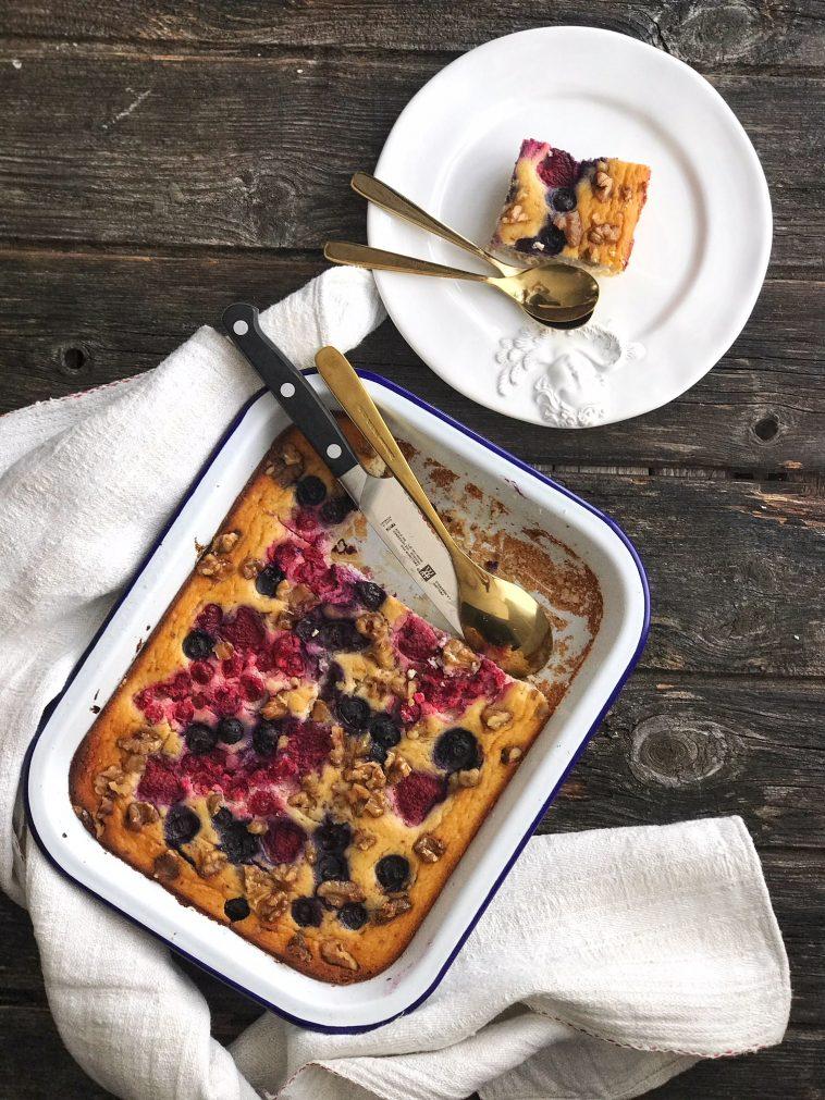 Tutti frutti kuchen low carb holla die kochfee for Gebrauchte kuchen tutti