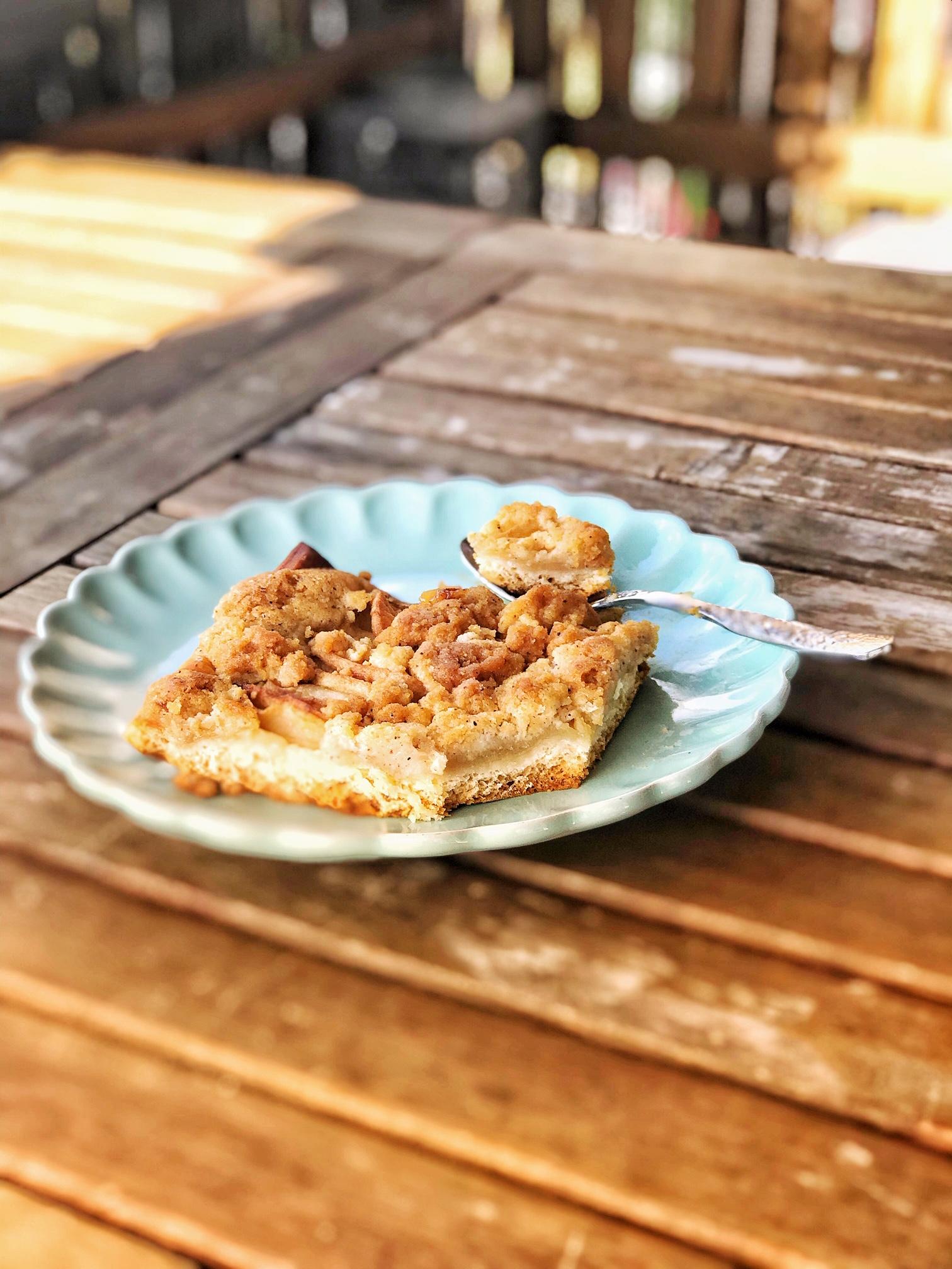 Der einfachste und leckerste Apfelkuchen für Dummies