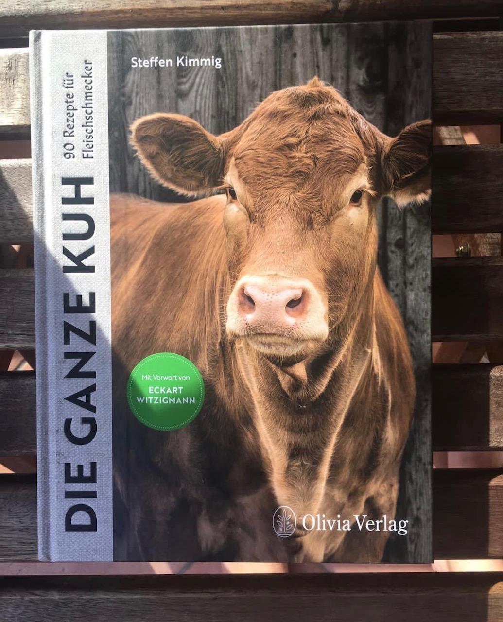 Die ganze Kuh Olivia Verlag