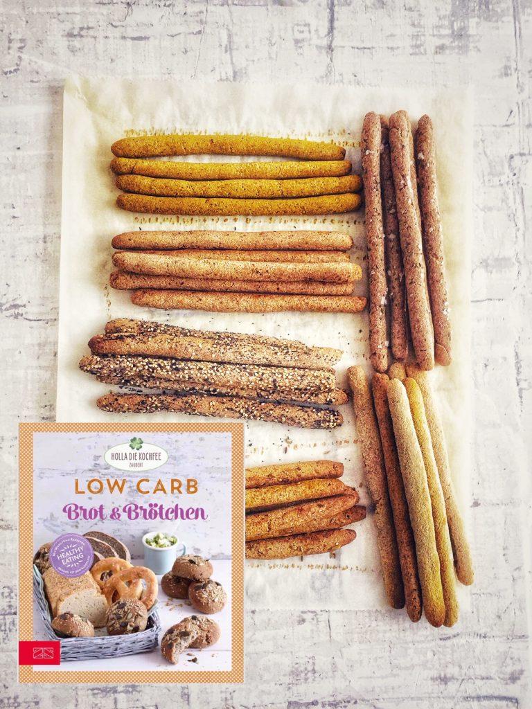 Low Carb Brot und Brötchen