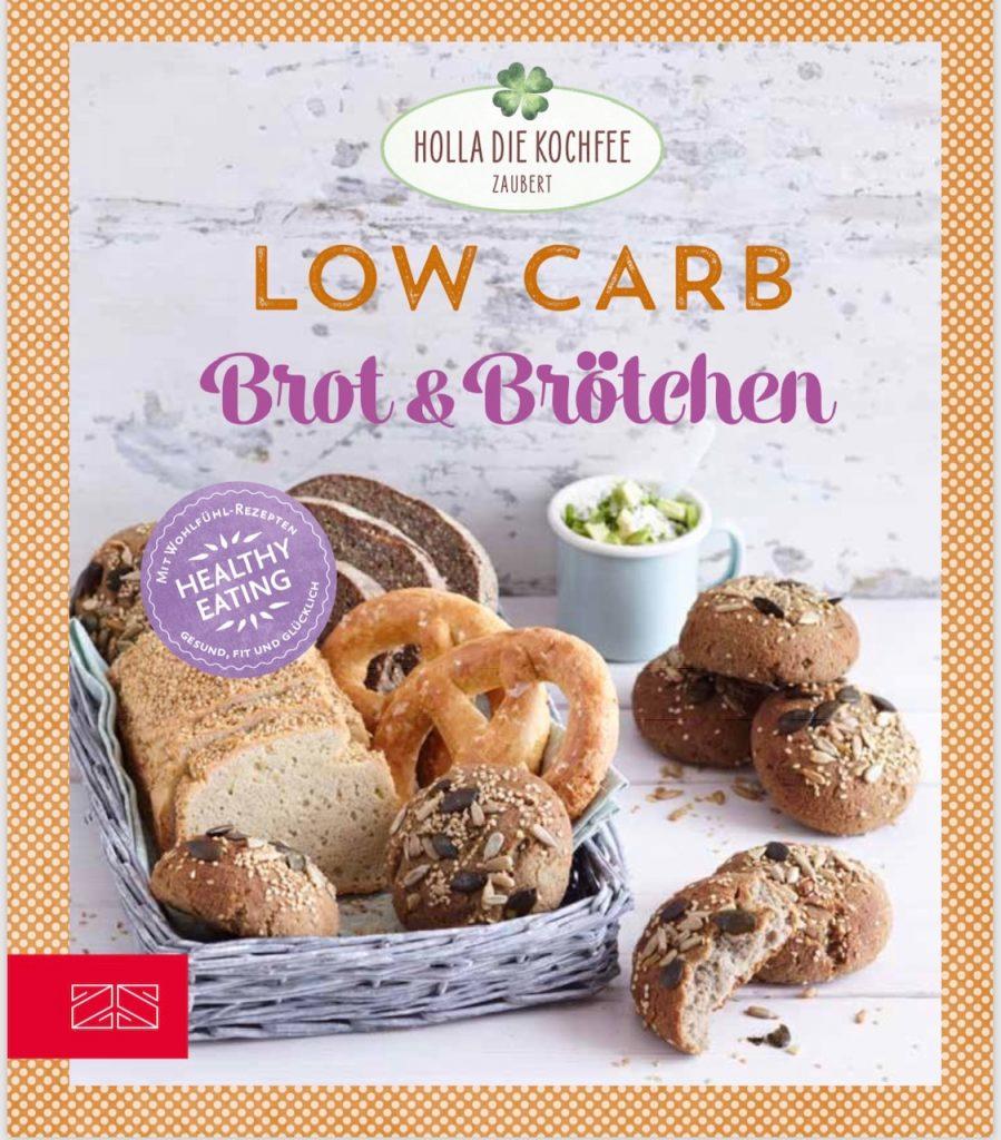 Low Carb Brot und Brötchen, März 2019 im ZS Verlag