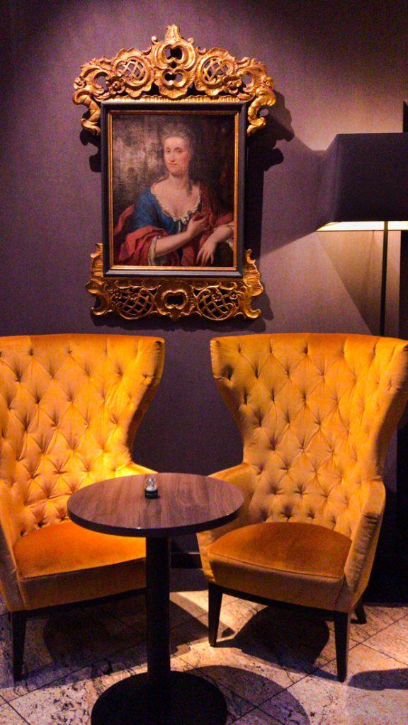 Salon im Hotel Rebstock