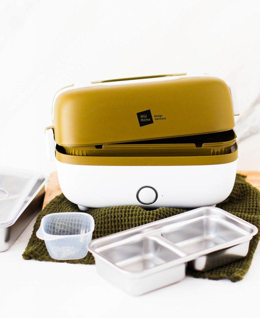 Miji Cooking Box One leer mit Zubehör