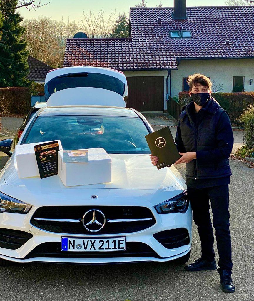 Alexander Herrmann Premium Delivery Menüs - zuhause genießen. Die AH Boxen werden geliefert