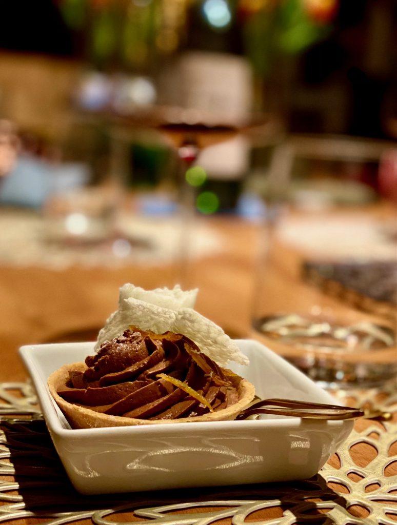 VELES Nürnberg Dessert