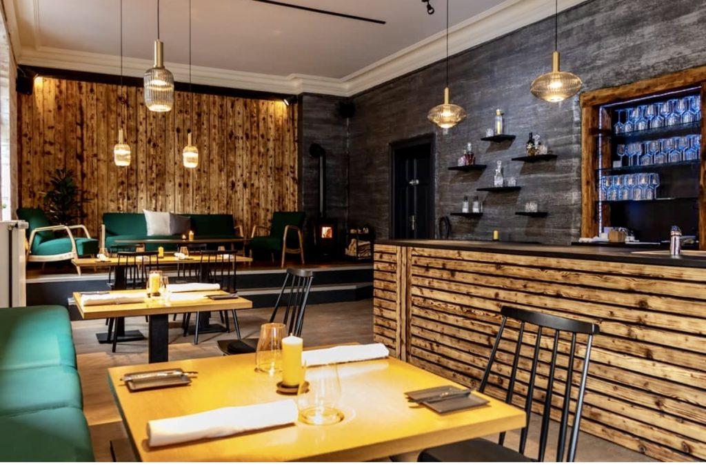 Veles Restaurant Nürnberg innen