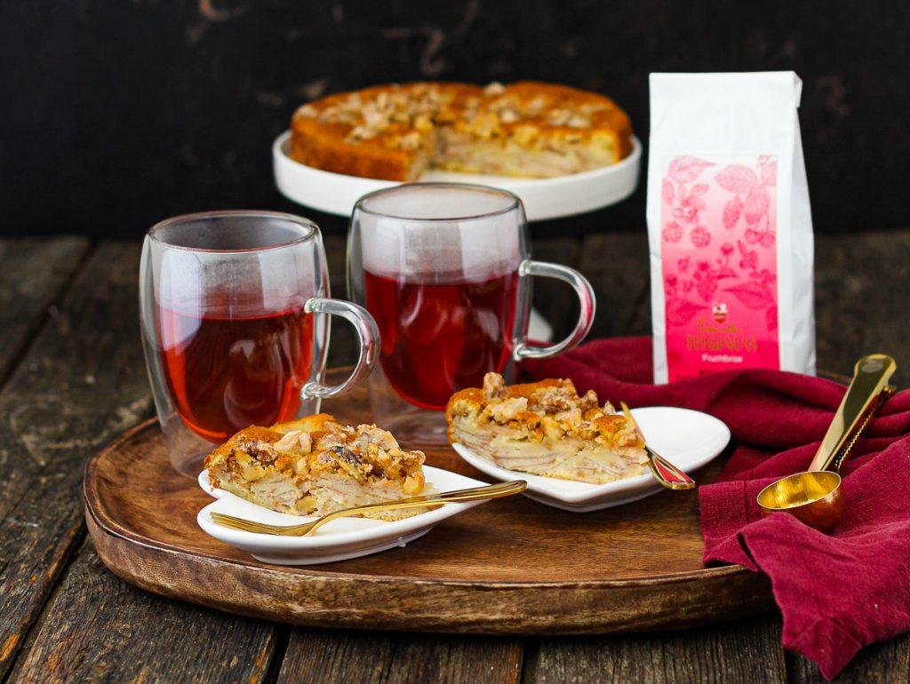 Liebevoller Teegenuss mit Lebkuchen Schmidt
